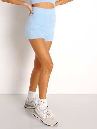 Model in sky blue L Space Daydreaming Short