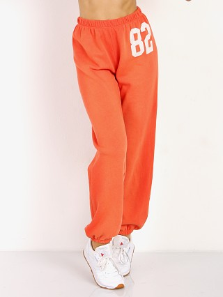 WILDFOX Eighty Two Easy Sweats Inferno Red