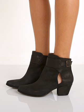 Free People Bellville Ankle Boot Black