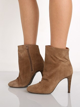 Free People Fairfax Heel Boot Tan