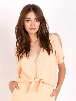 Flynn Skye Nina Top Peaches & Cream