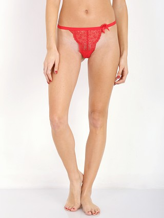 Huit Nouvel Emoi String Thong Poppy
