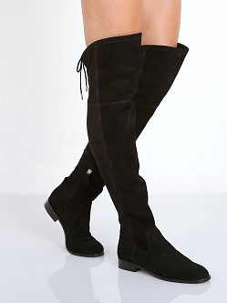 Dolce Vita Neeley Over the Knee Boot Black