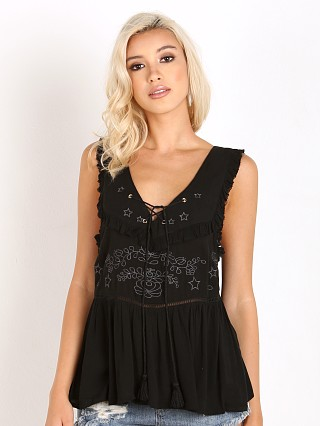 Somedays Lovin Get No Satisfaction Top Black