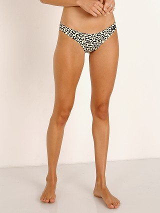 Solid & Striped The Eva Bikini Bottom Leopard