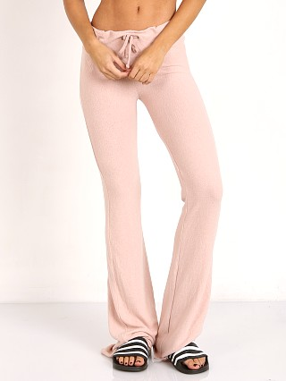 WILDFOX Tennis Club Pant  Rose Smoke