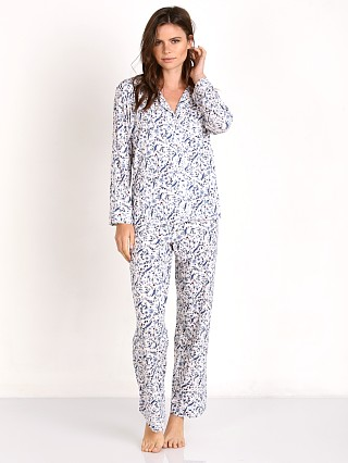 Eberjey Sleep Chic PJ Boxed Set Winter Bloom