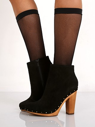 You may also like: Joie Dewitt Suede Booties Black