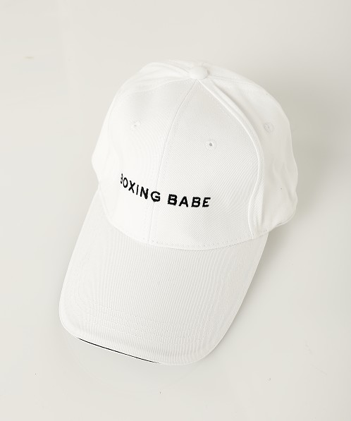 Largo Drive Boxing Babe Cap White