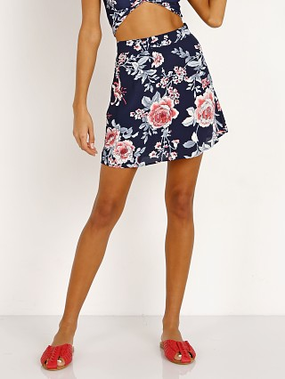 Model in rosey waters Flynn Skye It Skirt