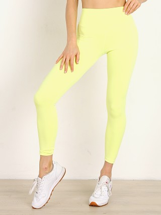 Splits59 Kinney High Waist 7/8 Tight Neon Citrus