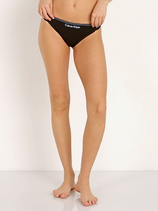 Calvin Klein Heritage Athletic Tanga Black