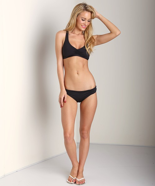 L Space Monique Bikini Bottom Black
