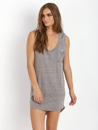 Maison Du Soir Dahlia Dress Heather Grey