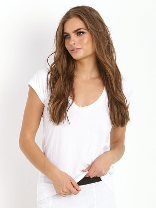 You may also like: Maison Du Soir Camille Tee White