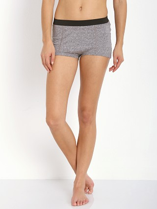 Maison Du Soir Peony Boyshort Heather Grey