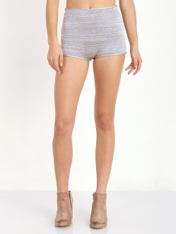 Amuse Society Bling Bling Short Metallic Silver