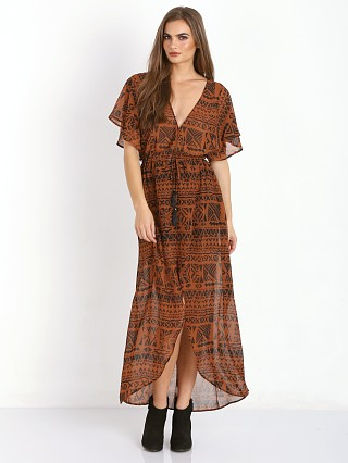 Amuse Society Rain Dress Henna