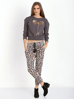 Amuse Society Escape Pant Leopard