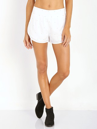 You may also like: Amuse Society Nico Studded Short White
