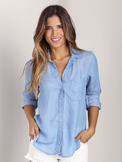 Bella Dahl Perfect Shirt Cool Water Wash