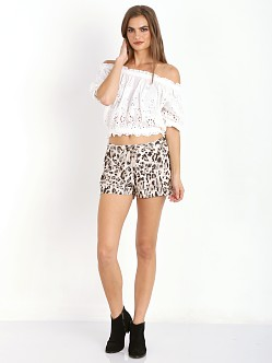 Spell & the Gypsy The Bambi Top White