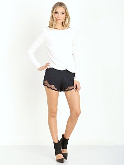 Stone Cold Fox Seth Blouse White