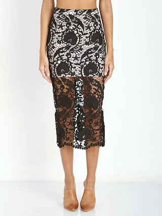 Complete the look: Stone Cold Fox Elliot Skirt Black