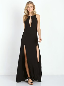 Stone Cold Fox Owen Gown Black
