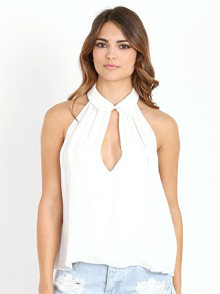 Stone Cold Fox Avalon Tank White