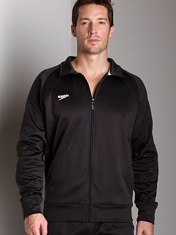 Speedo Sonic Warm-up Jacket Black