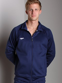 Speedo Sonic Warm-up Jacket Navy