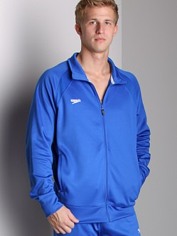Speedo Sonic Warm-up Jacket Sapphire Blue