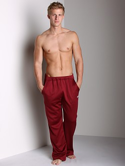 Speedo Sonic Warm-up Pant Maroon
