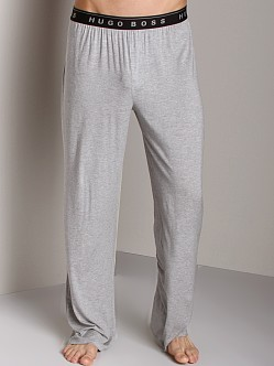 Hugo Boss Modal Lounge Pants Grey