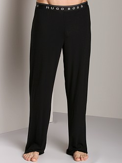 Hugo Boss Modal Lounge Pants Black