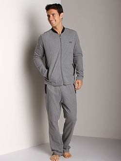 Hugo Boss Zipper Jacket Grey