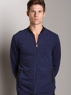 Hugo Boss Zipper Jacket Blue