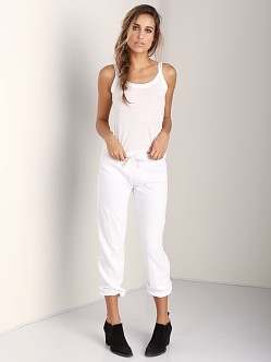 291 Venice Baggy Pant White
