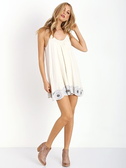 Tularosa Hagar Mini Dress Ivory