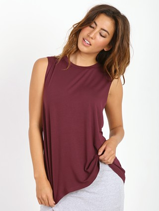 The Fifth Label Moonlight Tank Burgundy