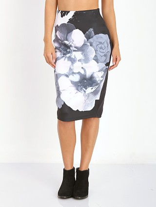 Complete the look: The Fifth Label Roadhouse Skirt Black Floral