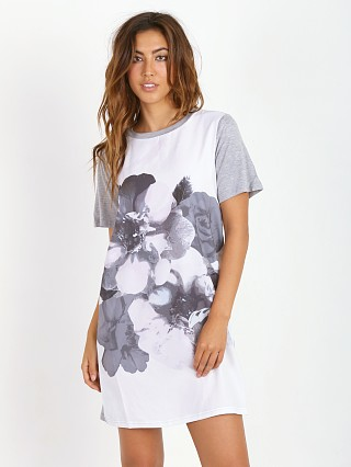 The Fifth Label Across the River T-Shirt Dress White Floral