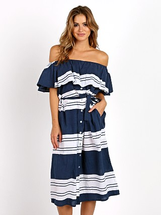 Faithfull the Brand Majorca Maxi Claremont Stripe