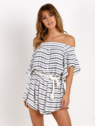 Faithfull the Brand Deia Dress Amsterdam Stripe