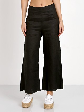 Faithfull the Brand Tomas Pants Plain Black