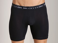 C-IN2 Baseflex Boxer Brief 2-Pack Black