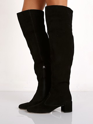 Matisse Reginald Suede Boot Black