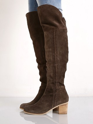 Matisse Muse Leather Boot Choco
