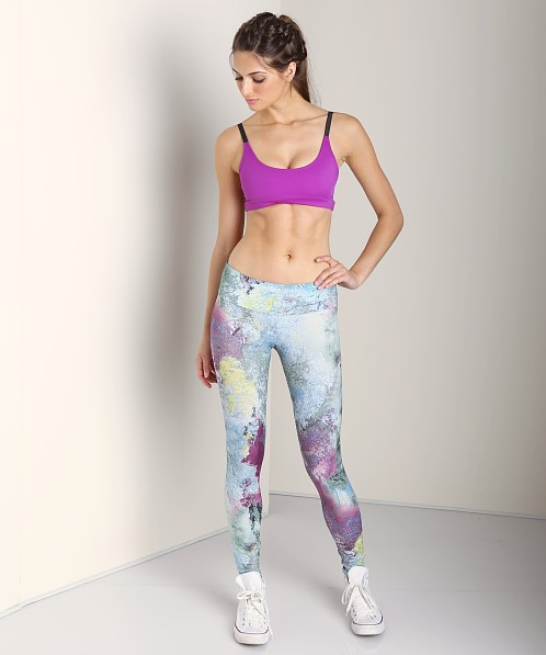 Onzie Long Legging Meadow